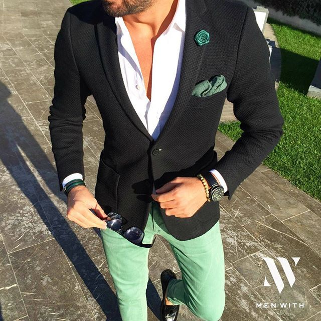 Great photo of our friend @tufanir #MenWith #menwithclass ...