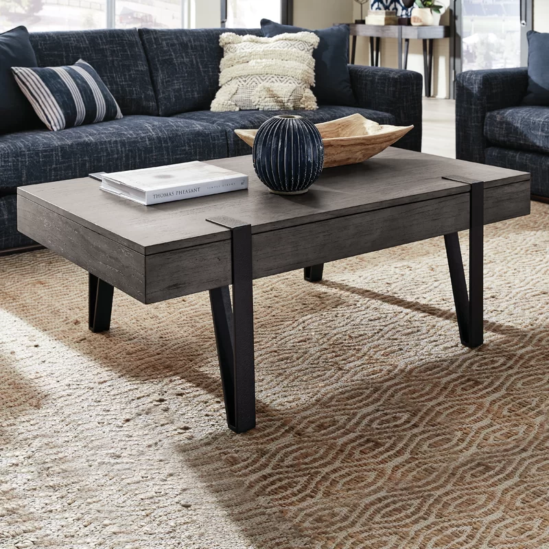 Borja Coffee Table With Storage Coffee Table Furniture Coffee Table With Storage