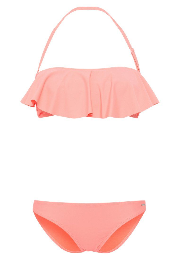 ¡Cómpralo ya!. Shiwi Bikini soft neon orange. Shiwi Bikini soft neon orange Ofertas   | Material exterior: 80% poliamida, 20% elastano | Ofertas ¡Haz tu pedido   y disfruta de gastos de enví-o gratuitos! , bikini, bikini, biquini, conjuntosdebikinis, twopiece, trisuit. Bikini  de mujer color naranja oscuro de Shiwi.