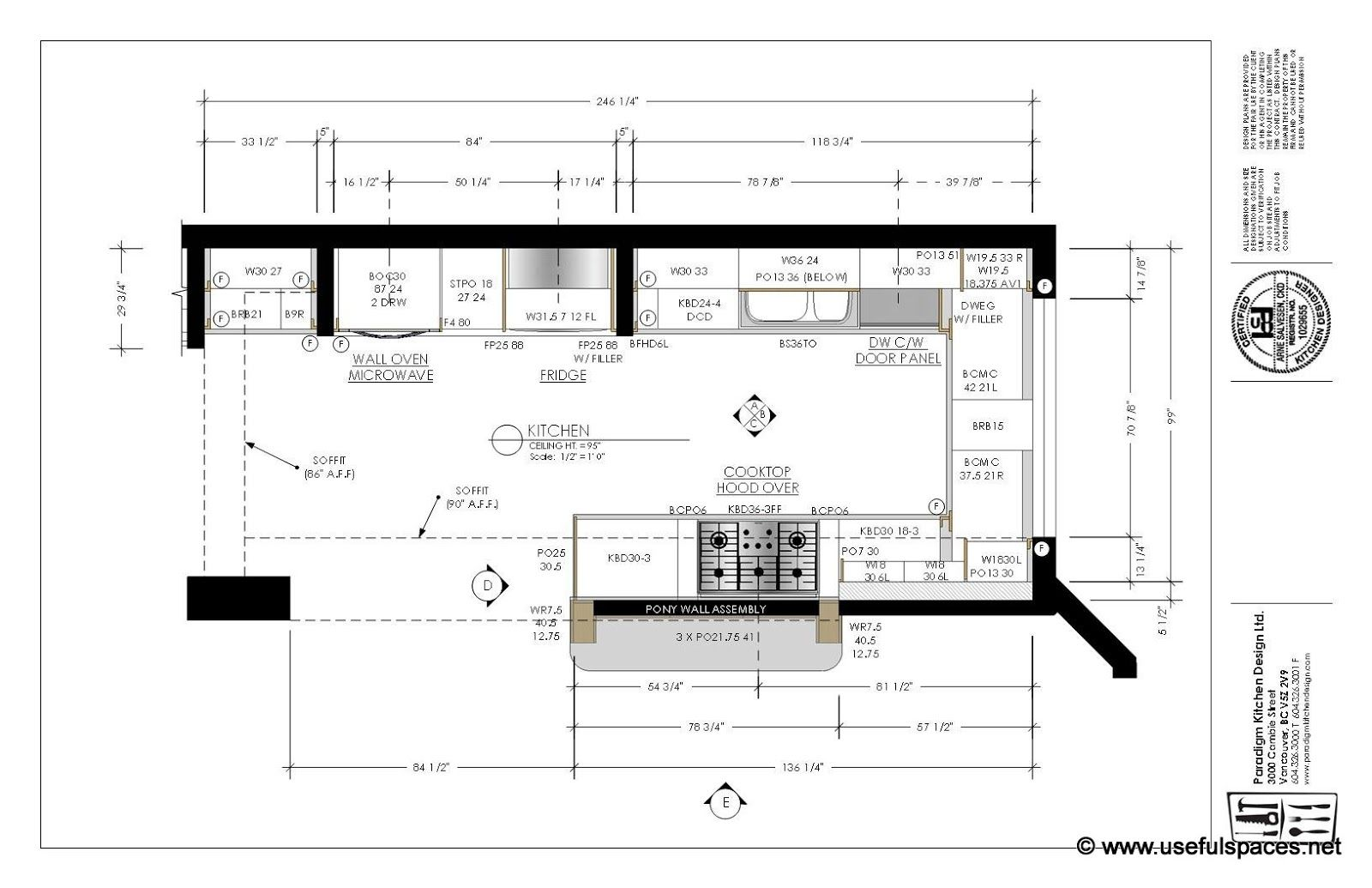 How To Lay Out A Kitchen Floor Plan: Kitchen Layout Templates Restaurant Floor Plan Samples