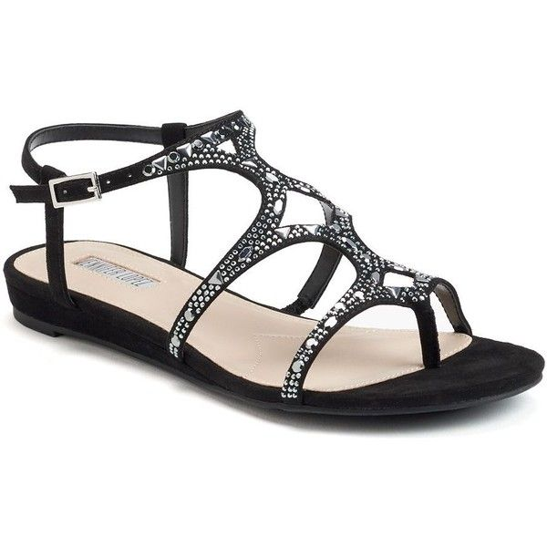 Jennifer Lopez Women's Jeweled Wedge Sandals ($45) </p>                     </div>   <!--bof Product URL --> <!--eof Product URL --> <!--bof Quantity Discounts table --> <!--eof Quantity Discounts table --> </div>                        </dd> <dt class=