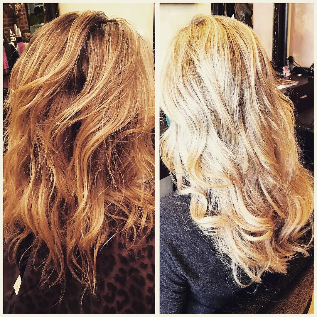 Go blonde or go home this season i feel like thereus a blonde