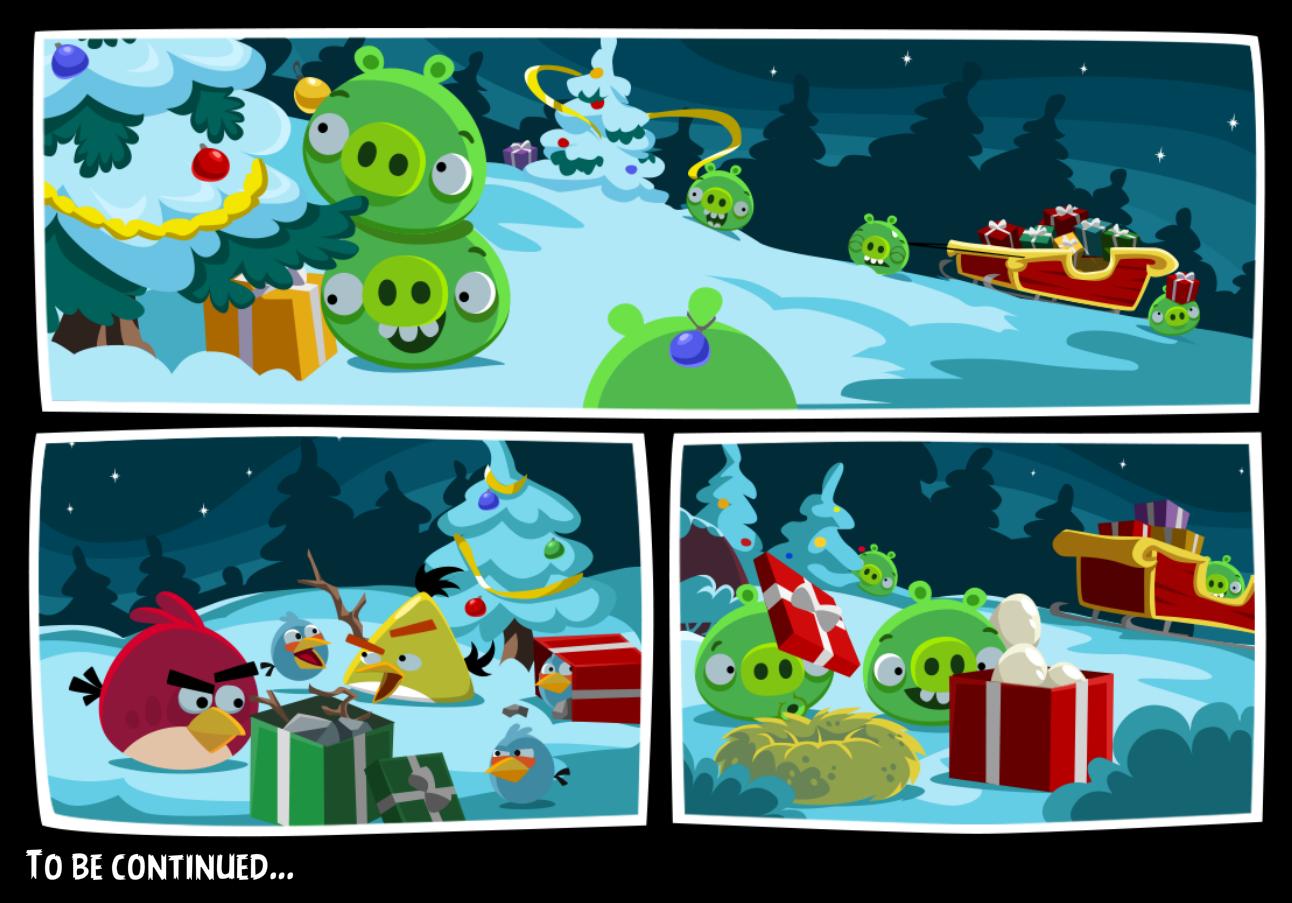 image result for angry birds christmas - Christmas Angry Birds