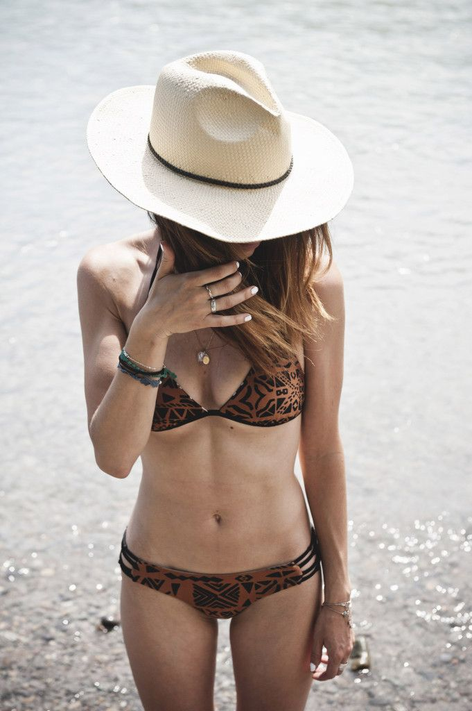 #Bikini #Hat #Summer #BeachLife #Beach