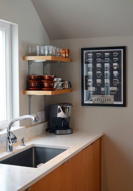 Coffee Stations Ideas For Starting Your Day Off Right. Tag: Diy Coffee  Station Ideas