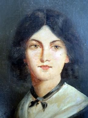 "The previously unseen painting depicts a pensive-looking Victorian woman and is annotated Emily Jane Bronte. Ann Dinsdale, collections manager at the Bronte Parsonage Museum in Haworth said: ""The problem is who would have wanted to paint Emily Bronte, apart from her brother Branwell, who aspired to a career as a portrait artist?"""