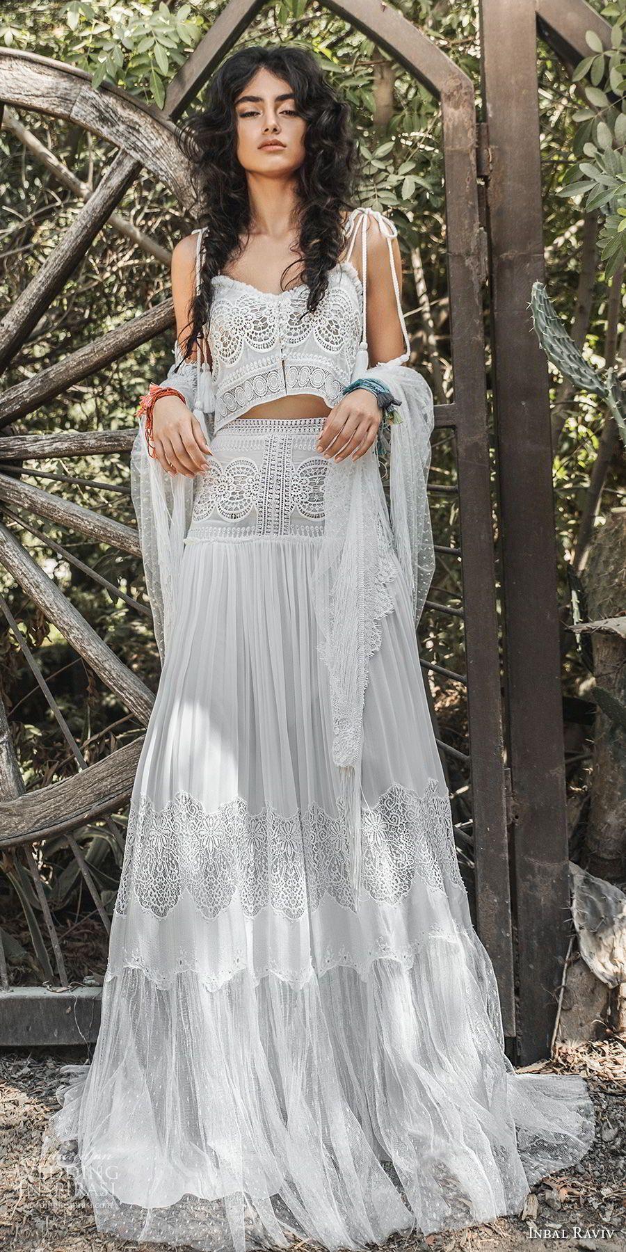 Inbal Raviv 2017 Wedding Dresses | Wedding Inspira