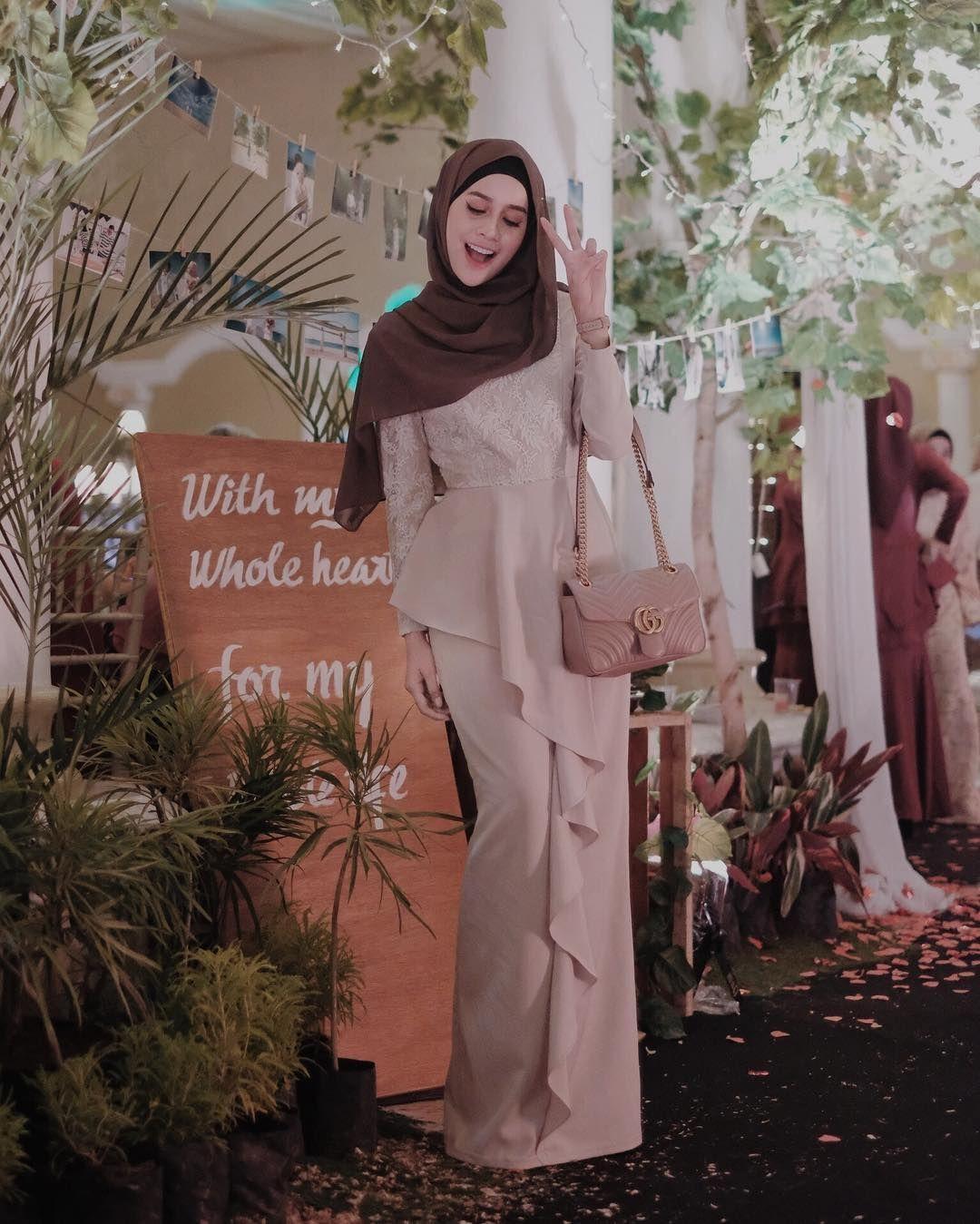 Maxi dress muslimah jakarta post