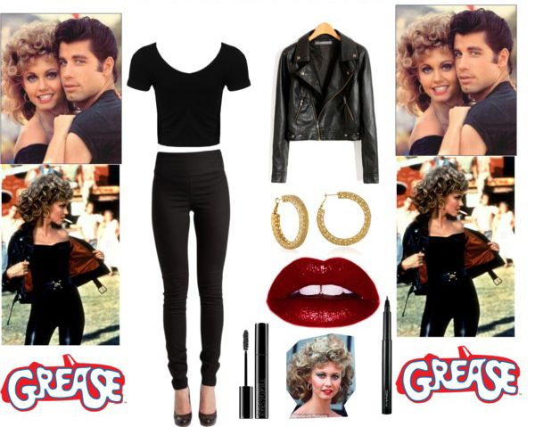 grease couple costumes tumblr google search - Greece Halloween Costumes