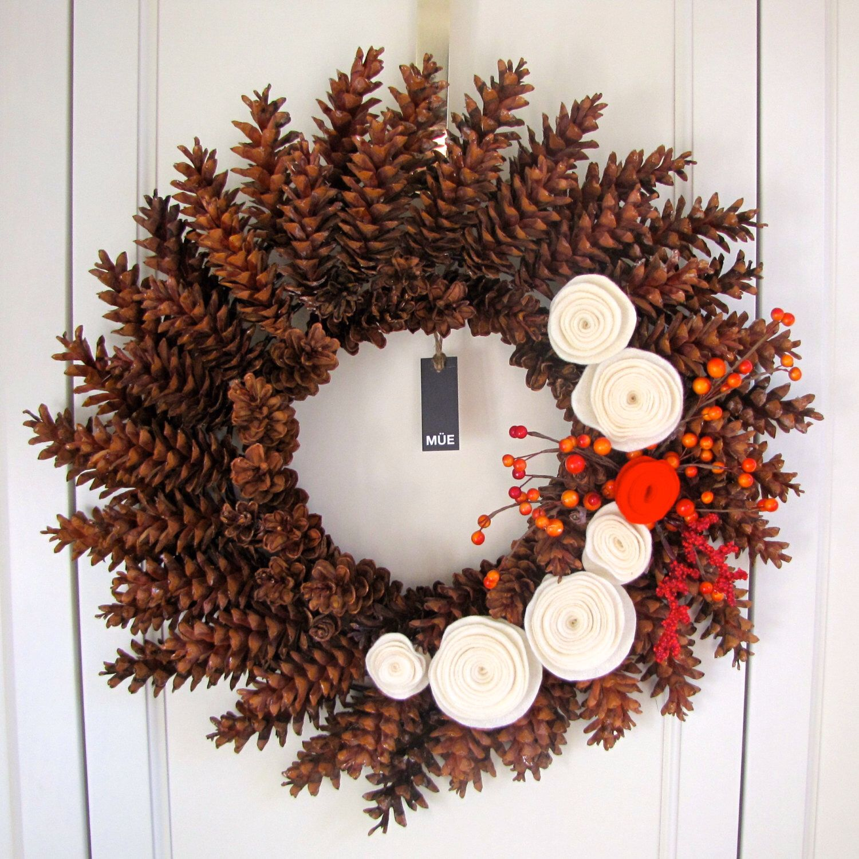 christmas wreaths christmas decoration crown of pine