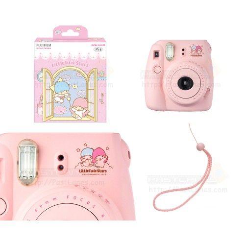 Fujifilm Instax Mini 8 Little Twins Stars #kawaii | Instax ...