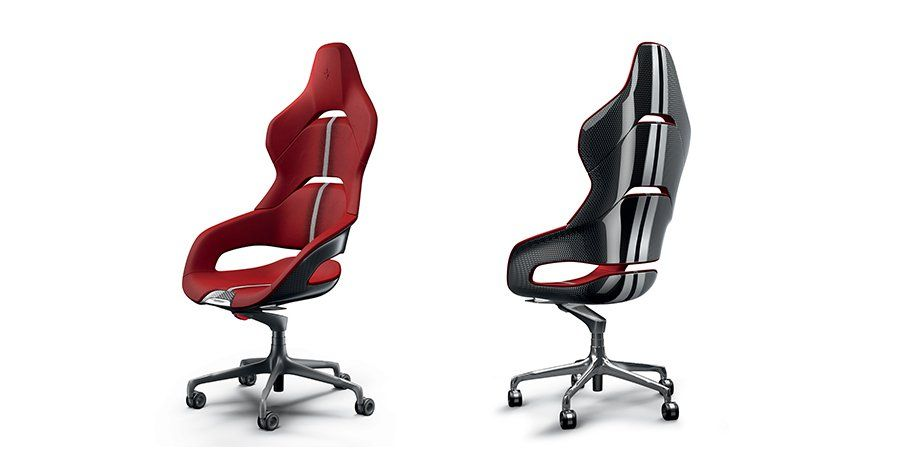 Find Out More About The Cockpit Pista Special Edition Office Armchairs By Ferrari Design Centre And Explore Polt Office Armchair Modern Desk Chair Office Chair