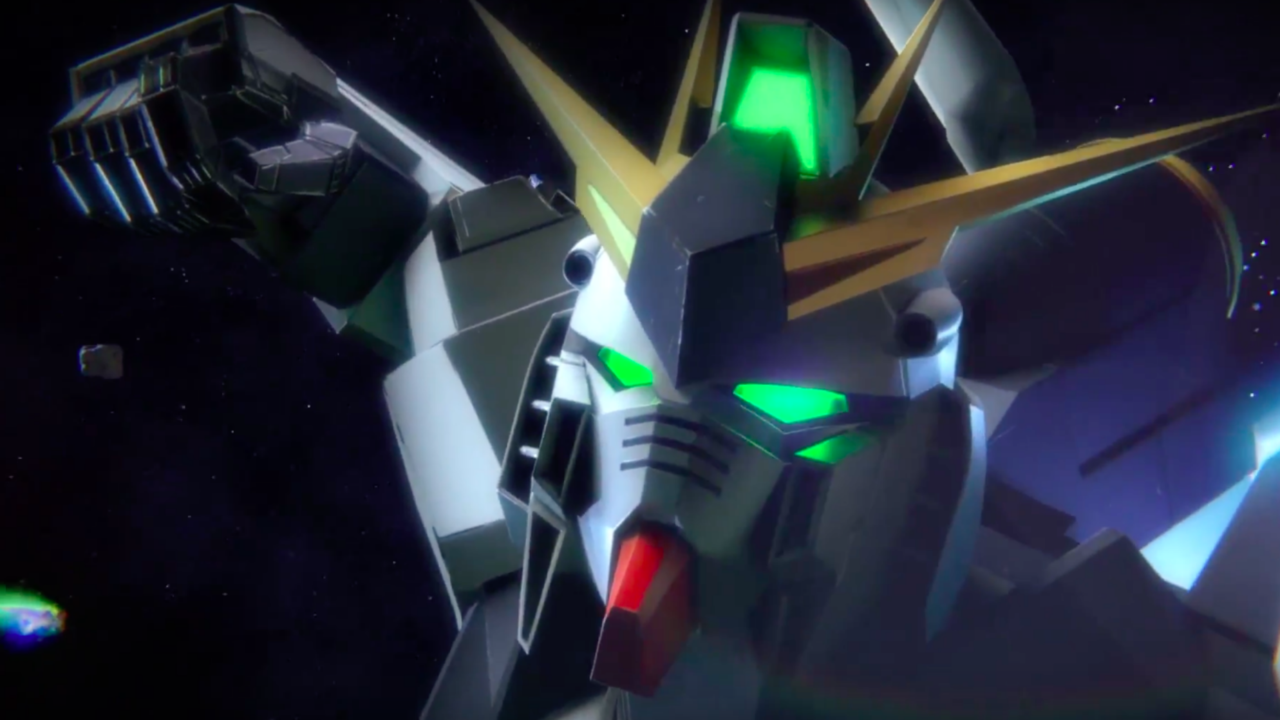 Gundam Versus Official Launch Trailer The game is out now