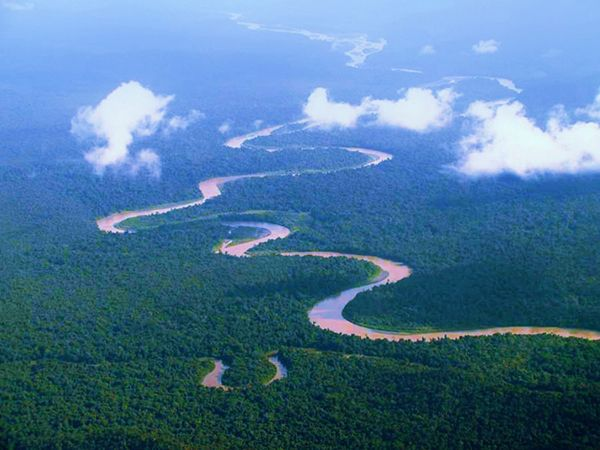 Most Important Rivers In The World Sepik River Rios - World famous river name