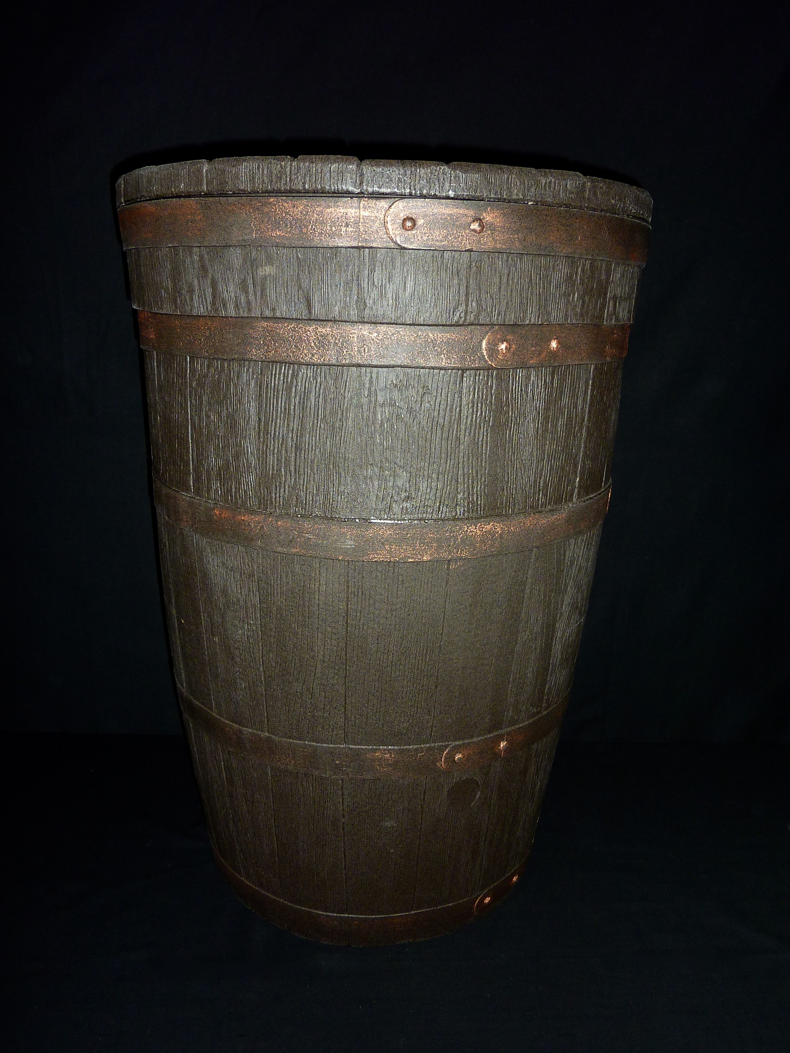 Plastic Barrel To Hire From Tiggs Props Pp24 Peter Pan