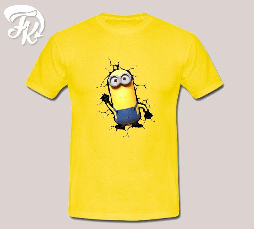 Kevin Minions Design Men or Unisex T-Shirt