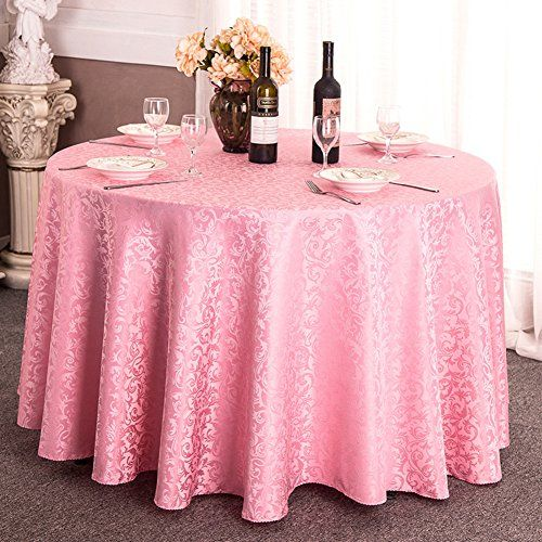 Hotel tablecloth/ coffee table table cloth restaurant hotel/Round ...