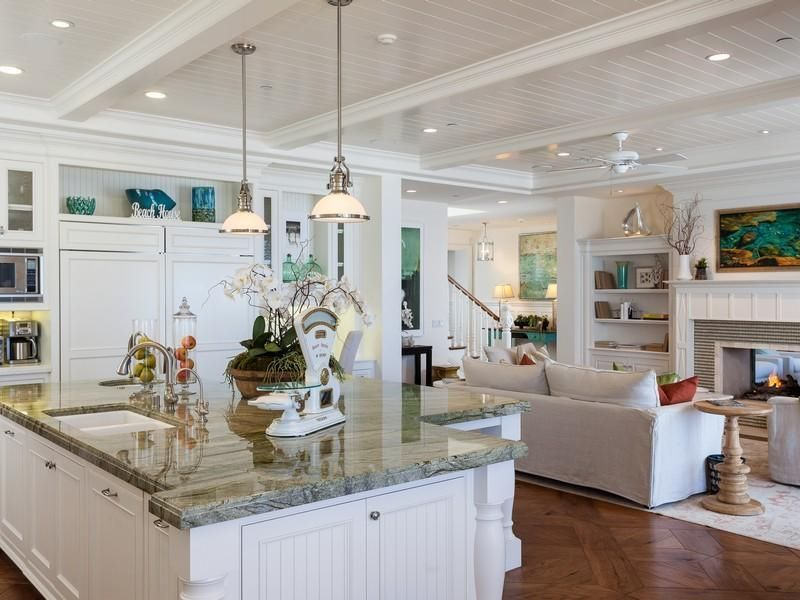 Kitchen and keeping room … | Pinteres…