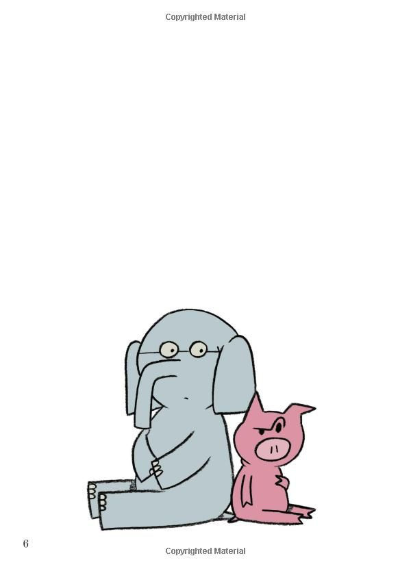 We Are in a Book! (An Elephant and Piggie Book) Mo Willems - new mo willems coloring pages elephant and piggie