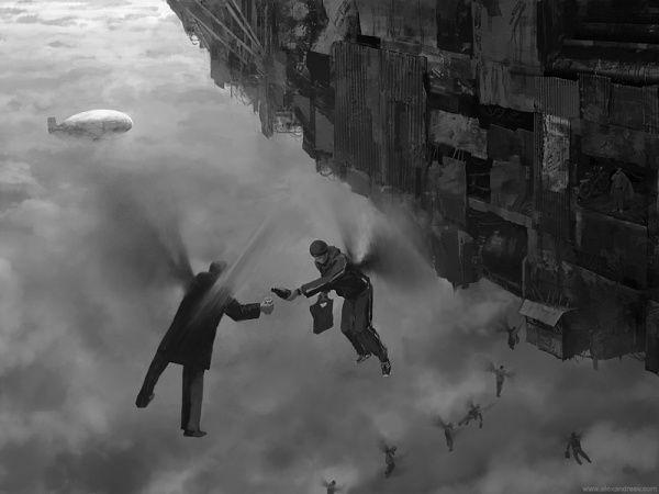 Потусторонние миры Алекса Андреева - Вдохновение