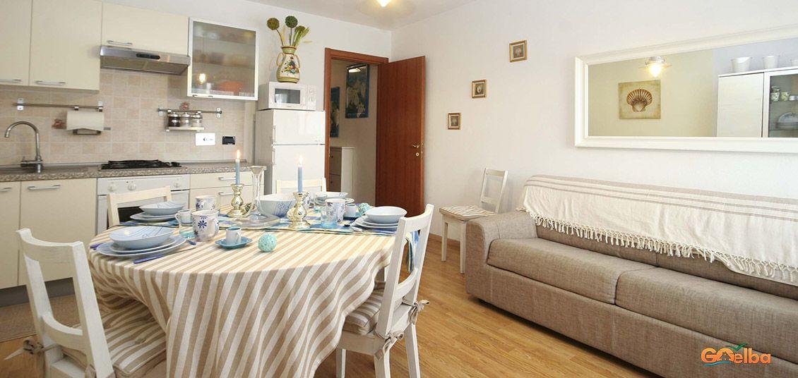 Marina di Campo Isola d'Elba Appartamento per vacanza