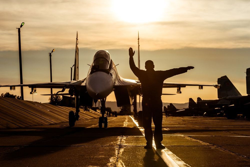 الطائرات والمروحيات الحربية الروسية Aviones De Combate Aviones