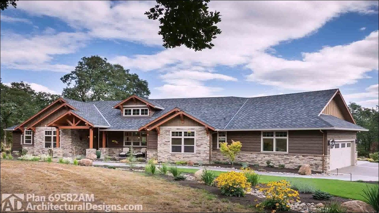 10 Most Charming Ranch House Plan Ideas For Inspiration Craftsman House Plans Ranch Style House Plans Ranch House Plans