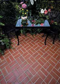 brick floor tile inc brick flooring