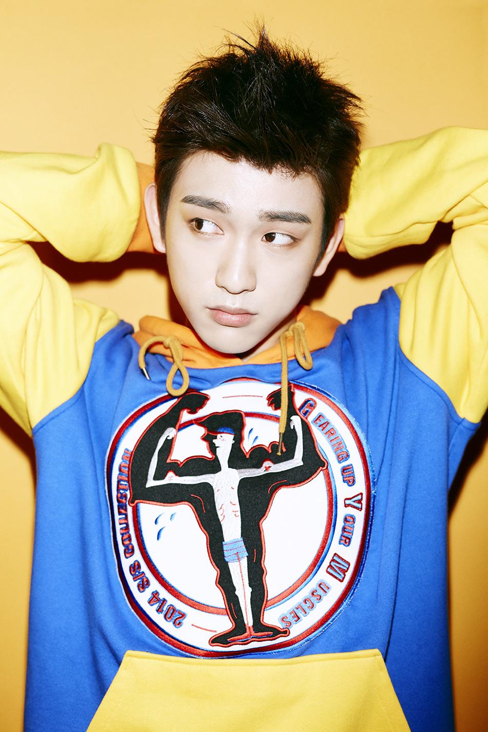 Got7 Just Right Album 8 Jinyoung Got7 Jinyoung Got7