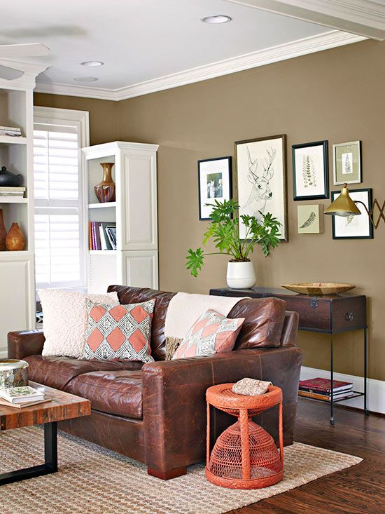 House Tour The Power Of Pattern Living Room Paint Living Room Wall Color Home Decor