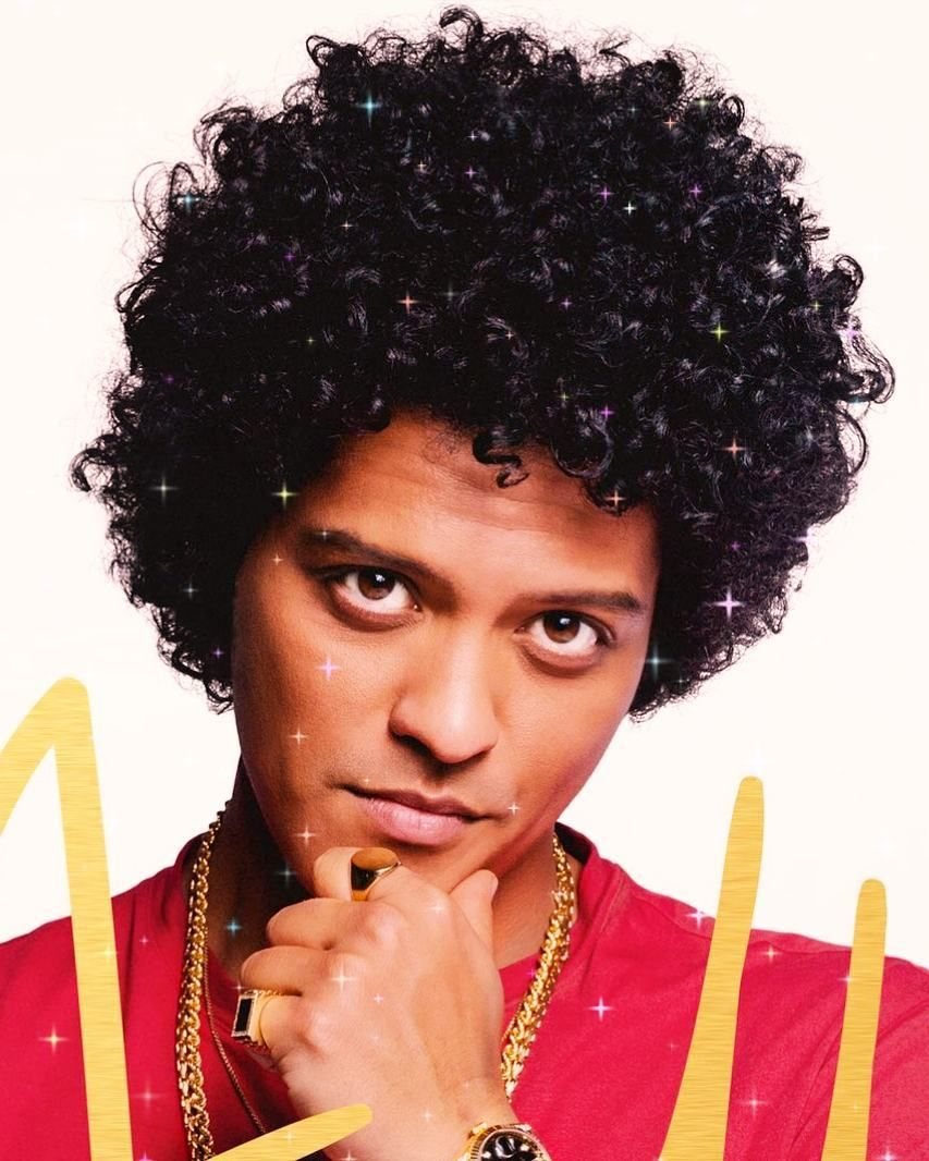that hair though!!! | bruno mars in 2019 | bruno mars
