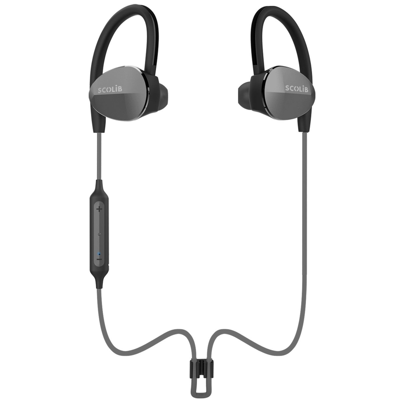 Bluetooth Headphones V4 1 Scolib Best Wireless Sports Earphones Iron Fist Heavy Bass Noise Cancellation With Mi Headphones Bluetooth Headphones Sport Earphones