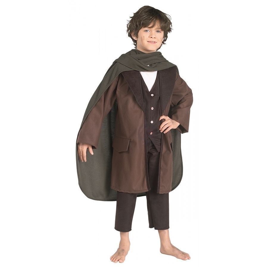 Large The Hobbit: Desolation of Smaug Child Tauriel Costume Large One Color