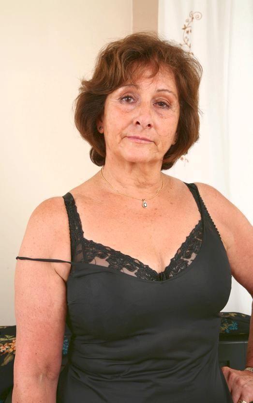 Mature women see through tops