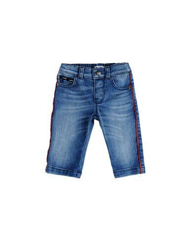 MOSCHINO BABY Boy's' Denim pants Blue 2 months