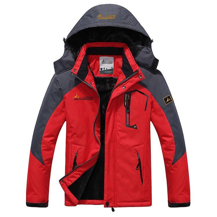 MountainRevo™ Men Women Weatherproof Softshell Hiking Jacket