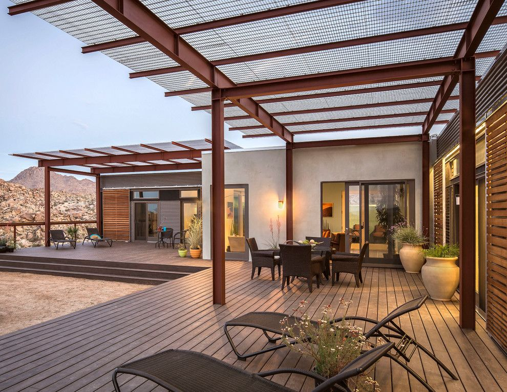 15 Stunning Contemporary Deck Designs To Enhance Your