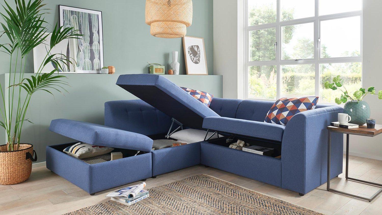 Pin by gibran hemani on Den Corner sofa bed, Corner sofa