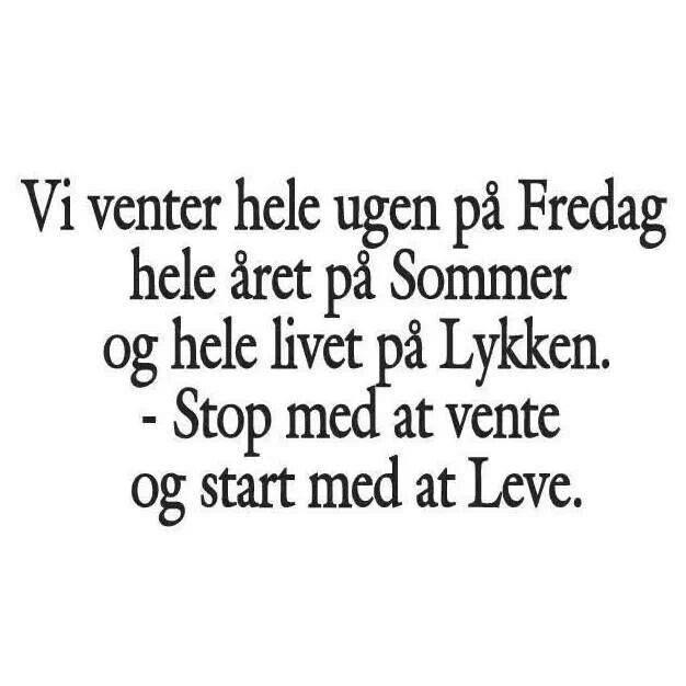 slikkede ordsprog på dansk