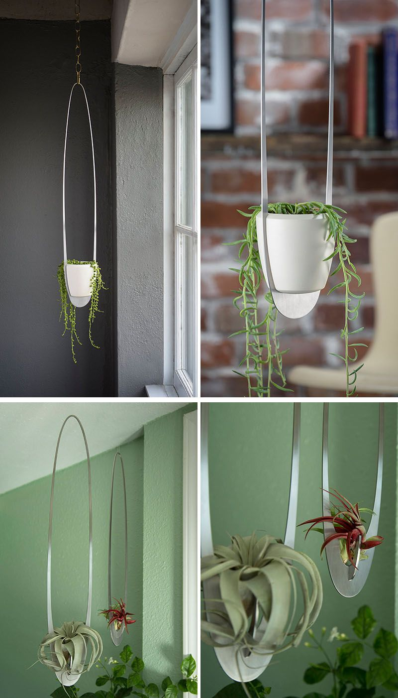 These hanging planters will inspire you to liven up your home