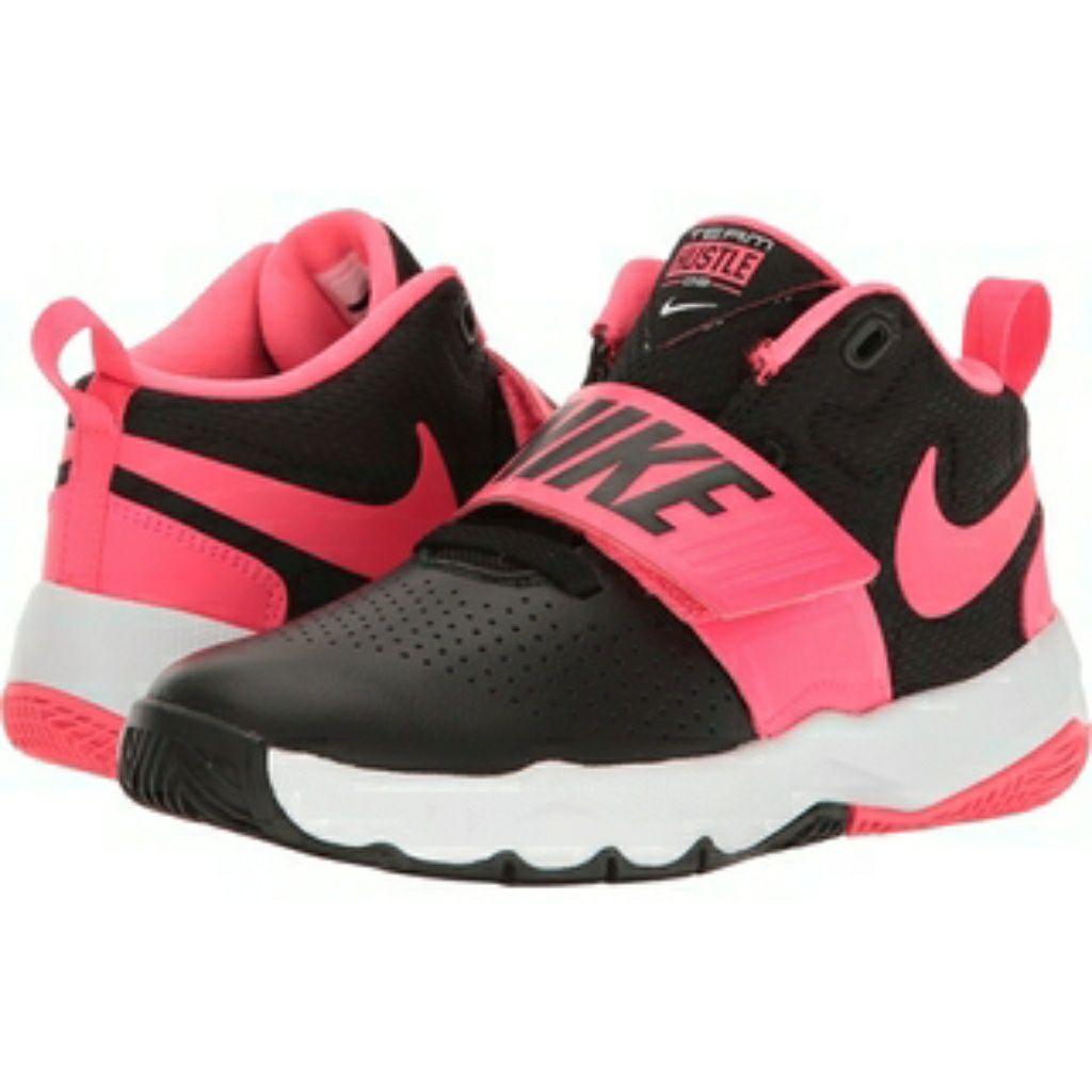Nikes girl
