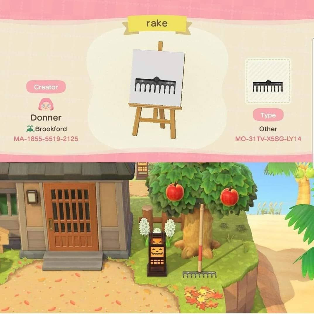 Animal Crossing Acnh Qr Codes On Instagram Who Needs Rake In Game Is There Really No Rake At Animal Crossing Animal Crossing Game Animal Crossing Characters