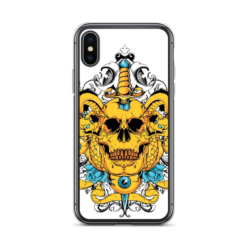 IN YOUR HEAD2 iPHONE CASES - iPhone X/XS