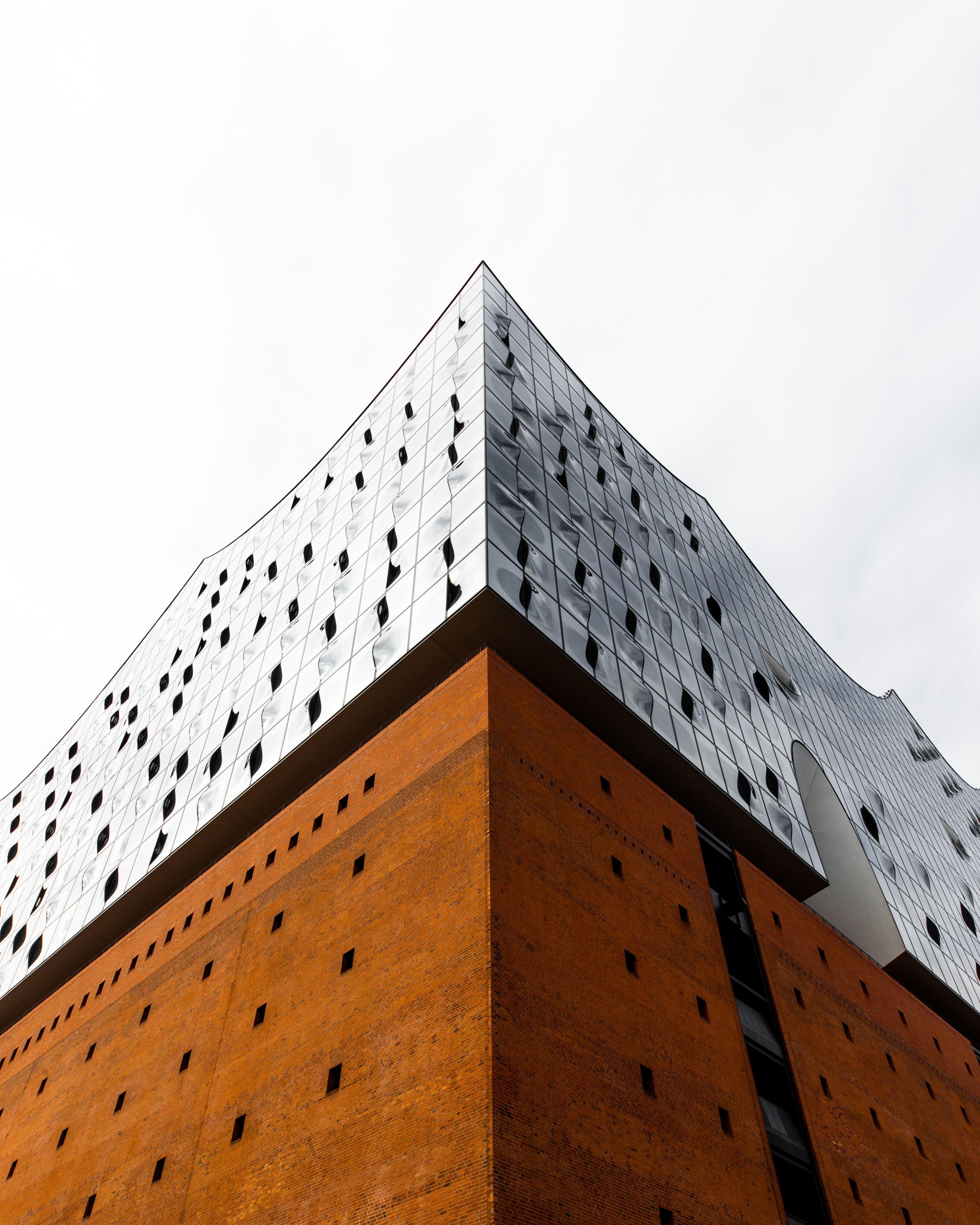 Hamburg Elbphilharmonie Germany By Herzog De Meuron 3462 X 4327 Building Architecture Design Photography Architecture Images Architecture Beach Images