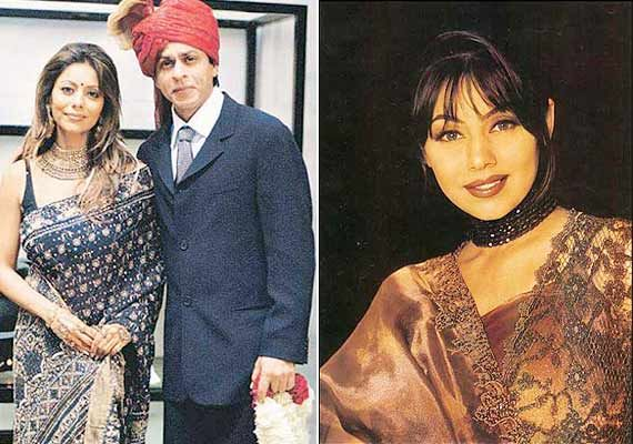 Gauri Khan Birthday Special Unknown Facts And Rare Images With Hubby Shah Rukh