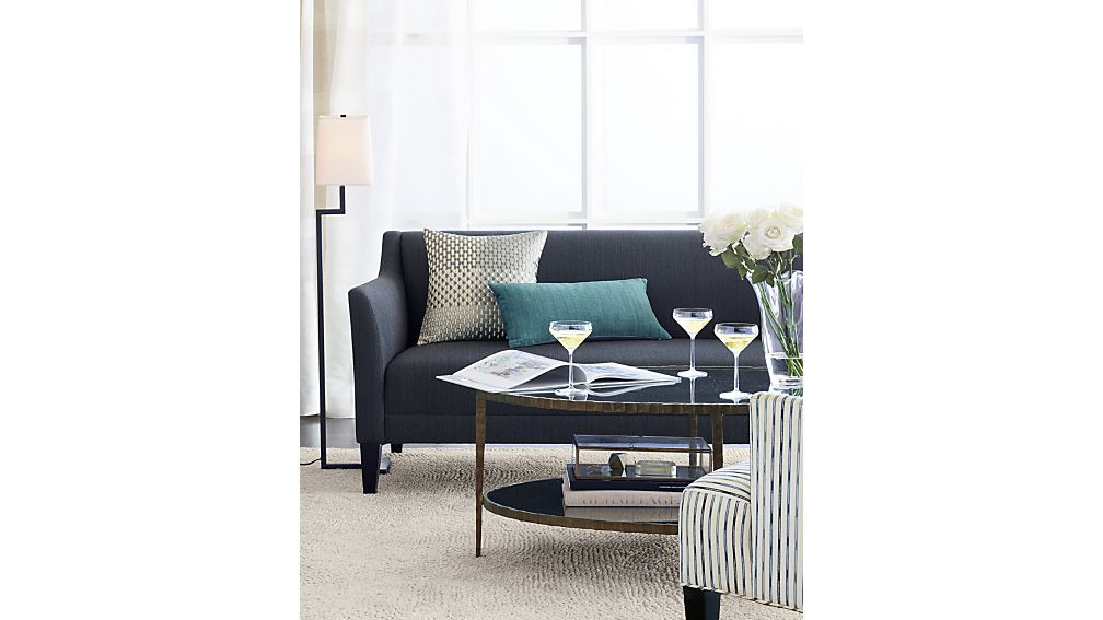 Clairemont Occasional Tables   Crate and Barrel