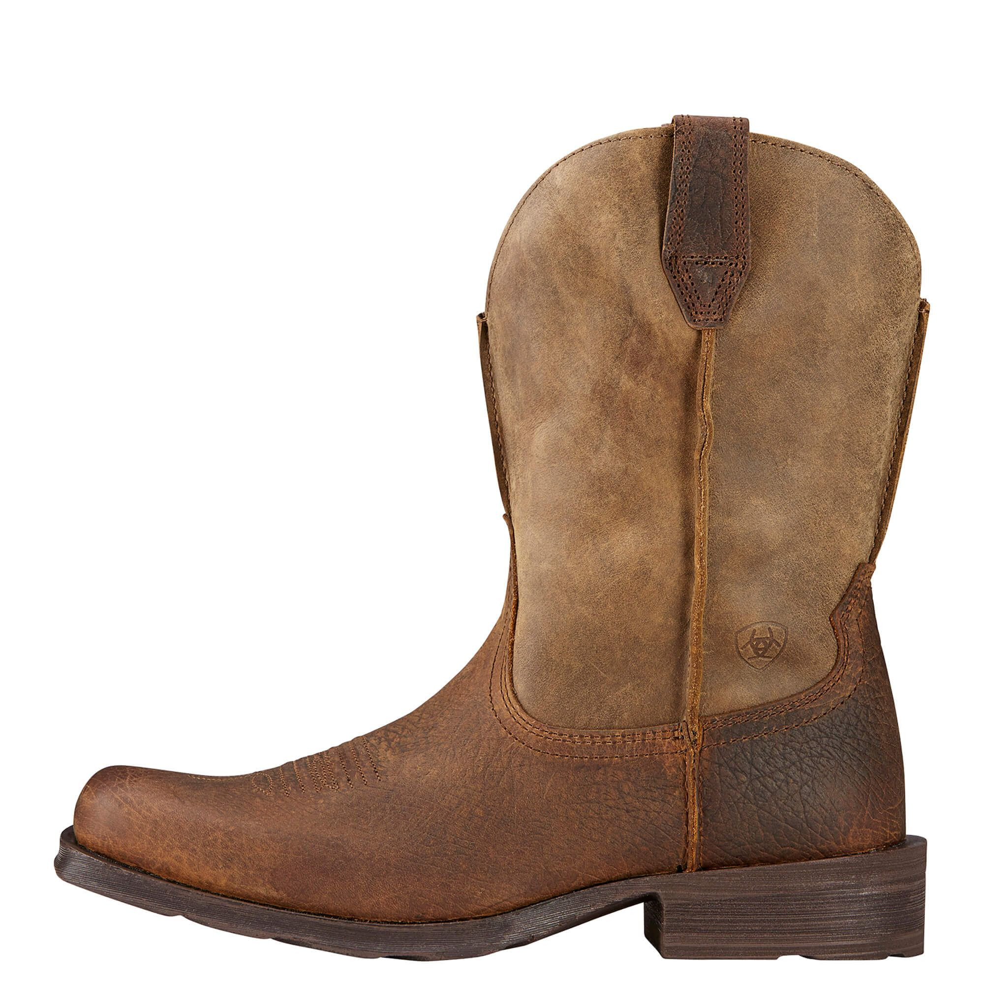 Rambler Western Boot In 2020 Western Boots Boots Mens Brown Boots
