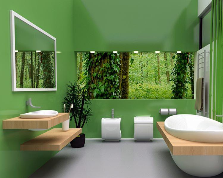 Wandfarbe küche - wohnzimmer grun grau streichen
