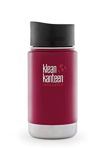 Klean Kanteen 12oz Wide Vacuum Insulated Wcaf Cap 20 Roasted Pepper Be Sure To Check Out This Awes Fancy Water Bottles Klean Kanteen Klean Kanteen Insulated