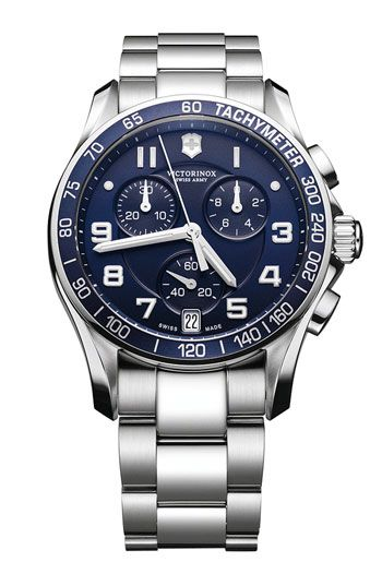 28d3d7fc0ed Victorinox Swiss Army®  Chrono Classic  Bracelet Watch available at   Nordstrom